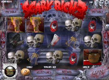 Scary Rich 3 – Gameplay