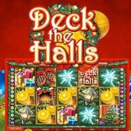 Play Deck the Halls Slot Online