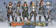 Girls with Guns: Frozen Dawn