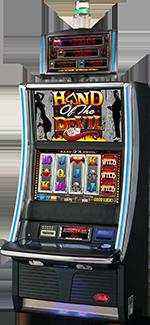 Hand of the Devil Slot Machine Online