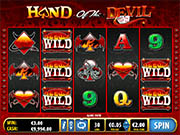 Play Hand of the Devil Slot
