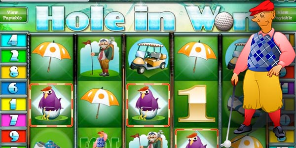 Hole In Won Slots - Play this Video Slot for Free