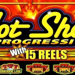 Play Hot Shot Progressive Slot