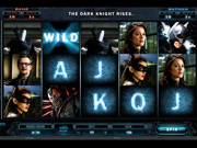 The Dark Knight Rises Slot Online