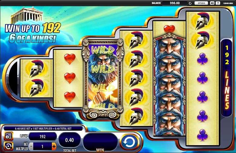 Free Slots Zeus 3