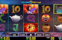 Mandarin Fortune