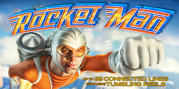 Rocket Man Slots - Free Slot Machine Game - Play Now