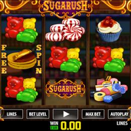 Sugarush Slot
