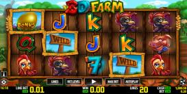 3D Farm Slot