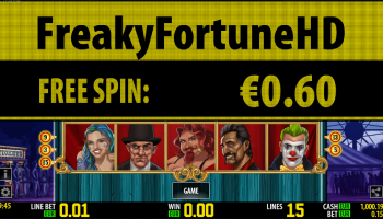 Freaky Fortune – Free Spins Win