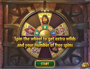 Hidden Valley – Wheel Spin