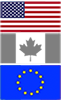 USA Accepted / No Canada