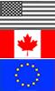 Canada Welcome / No USA