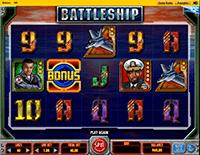 Battleship Slot Online