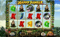 Happy Jungle Slot