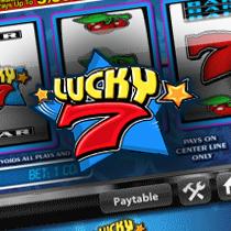 Lucky 7 Mobile Slot