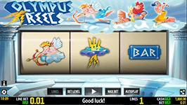 Olympus Reels Slot