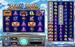 Play Zeus 1000 Slot