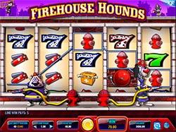 Play Firehouse Hounds Slot Machine