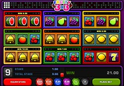 Play Fruity 3x3 Slot