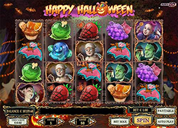Play Happy Halloween Slot