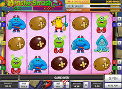 Play Monster Smash Slot