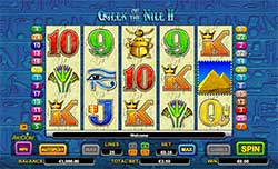 Play Queen of the Nile 2 Slot