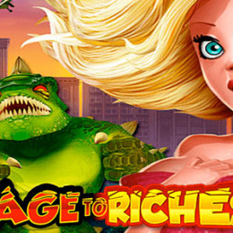 Play Rage to Riches Slot