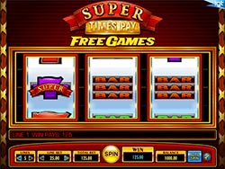 Super Times Pay Slot Machine - Play for Free Online