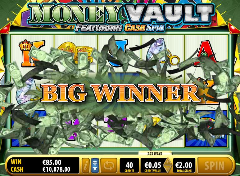 Spiele Cash Vault I - Video Slots Online