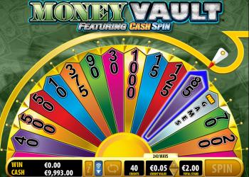 Money Vault – Cash Wheel