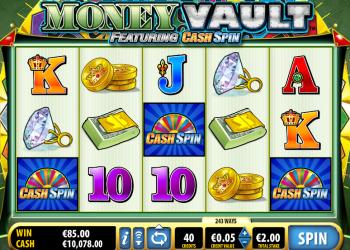 Money Vault – Game Play