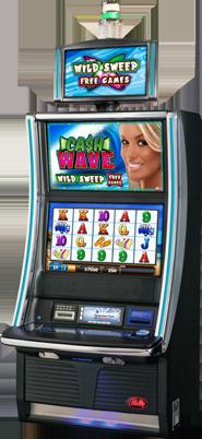 Cash Wave Slot Machine in Las Vegas