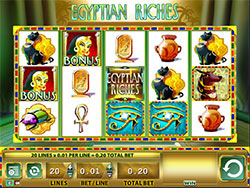 Play Egyptian Riches Slot