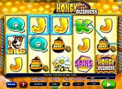 Play Honey Buziness Slot