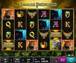 Play Jaguar Princess Slot