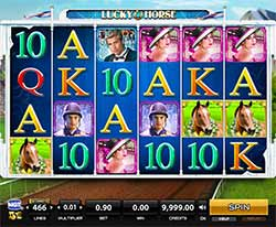 Play Lucky Horse Slot Online