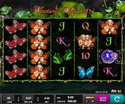 Play Madame Monarch Slot