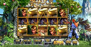 Play Monkey King Slot