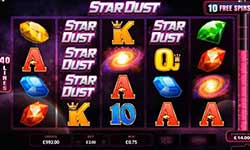 Play Stardust Slot