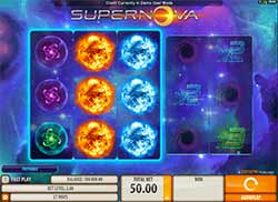 Play Supernova Slot