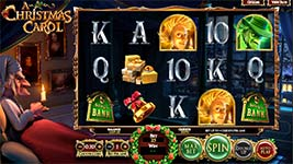 Play A Christmas Carol Slot