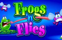 Frogs N Flies Slot