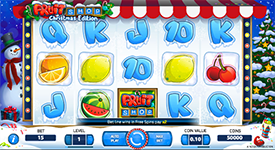 Play Fruit Shop Christmas Slot