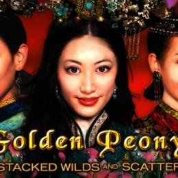 Play Golden Peony Slot Online