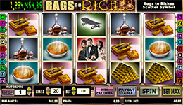 Play Rags to Riches Slot Free