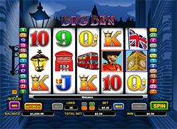 Play Big Ben Slot