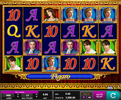 Play Figaro Slot