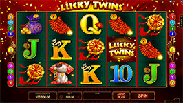 Play Lucky Twins Slot