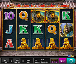 Play Red Cliffs Slot